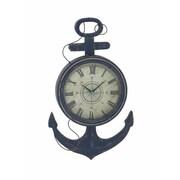 A nation Supreme Metal Wall Clock (BNZ11755)