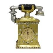 Creative Motion  Clock - Classic Telephone (CRML347)