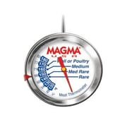 Magma  Gourmet Meat Thermometer, Stainless Steel (CW57134)