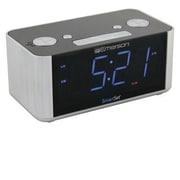 Emerson Radio Corp.  Smartset Radio Alarm Clock Led (DHCKS1708)