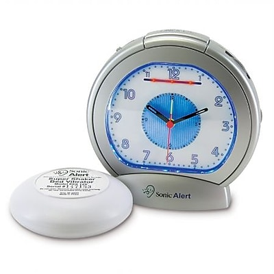 Sonic Alert Analog Alarm Clock (HSTZ6936) 2392333