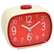 Infinity Instruments  That 70s Clock - Cream-Red (INFIN12)