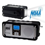 Lacrosse Technology  Solar Weather Alert Radio (JNSN71541)