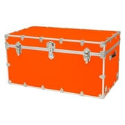 Rhino Armor Jumbo Trunk, Orange (RAJ-OR)