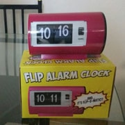 Princess International  Flip Alarm Clock (PRN0354)