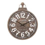 Imax Uptown Wall Clock (RTL344629) by