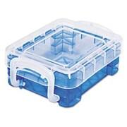 Advantus Corporation  Stackable Desk Organizer Bitty Box, Pack of 5(RTL40336)