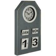 """Venda 15.75"""" W x 27.5"""" H Wall Clock (RTL97714)"""