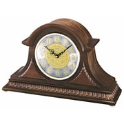Seiko  Chiming Mantel Clock with Tambour Oak Case and Metal Dial (RWRDAMSE192)