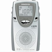 Sangean America  AM-FM Stereo- Speaker- Digital Tuning Pocket Radio (SANA004)