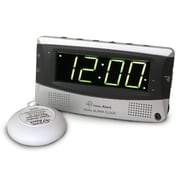 Sonic Alert  Dual Alarm Clock withVibrator (SOAL015)