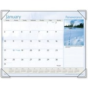 At-A-Glance AAGDMD10032 Monthly Desk Calendar 12-Month Jan-Dec- Inspirational - 22in.x17in. (SPRCH16828)