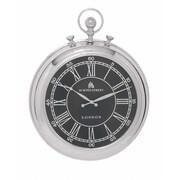 Woodland  Vintage Traditional Pocket Watch Designed Metal Wall Clock (WLMGC8408)