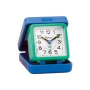 Impecca  Travel Beep Alarm Clock Blue - Green (ZRSS2657)