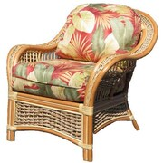Spice Islands Islander Arm Chair; Lucian Flint
