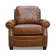Luke Leather Ashton Arm Chair