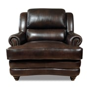 Luke Leather Bentley Arm Chair