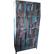 Aishni Home Furnishings Wooden 47'' Standard Bookcase