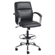 Barcalounger Drafting Chair; Black