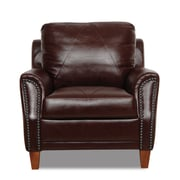 Luke Leather Austin Arm Chair