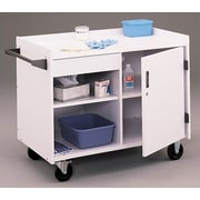 Fleetwood First Aid Rolling Mobile Utility Cart
