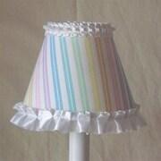 Silly Bear 5'' Salt Water Taffy Fabric Empire Candelabra Shade