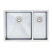 Blanco Precision 29'' x 20'' Bowl Kitchen Sink; Stainless Steel