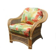 Spice Islands Arm Chair; Fruit Punch