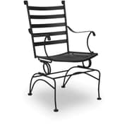 Meadowcraft Del Rio Coil Spring Dining Arm Chair