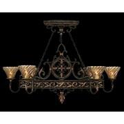 Fine Art Lamps Epicurean 6 Light Island Pendant