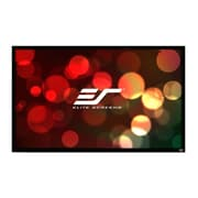Elite Screens EzFrame 2 Series White 150'' Fixed Frame Projection Screen