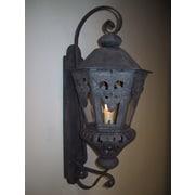 Laura Lee Designs Morocco 1 Light Wall Lantern