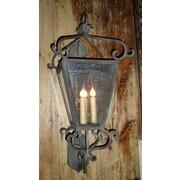 Laura Lee Designs Siena 3 Light Wall Lantern