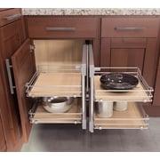 Vauth -Sagel Flex Corner Basket for Cabinet