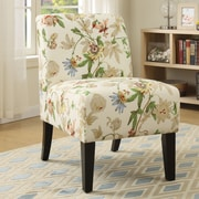 A&J Homes Studio Sophia Accent Slipper Chair