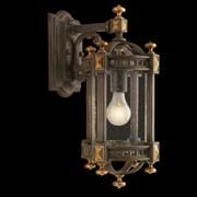 Fine Art Lamps Beekman Place 1 Light Outdoor Wall Lantern