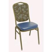 MLP Seating Prestige Crown Back Banquet Chair w/ Cushion