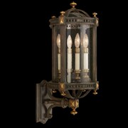 Fine Art Lamps Beekman Place 4 Light Outdoor Wall Lantern
