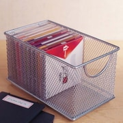 Design Ideas Mesh Zip Box