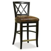 Fairfield Chair 27'' Bar Stool with Cushion (Set of 2)