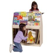 Steffy Multi-Store Mobile 41'' Book Display