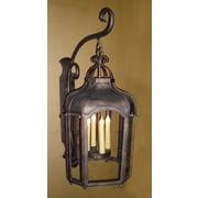 Laura Lee Designs Capri 4 Light Wall Lantern