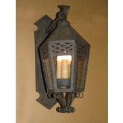 Laura Lee Designs Stilvi 3 Light Wall Lantern