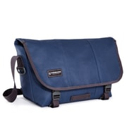Classic Messenger Bag, Heirloom Waxy Blue, Medium