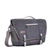 Commute Laptop TSA-Friendly Messenger Bag 2015, Gunmetal, Small