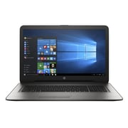 "HP® 17-X010nr 17.3"" Notebook, LCD, Intel Pentium N3710, 1TB HDD, 4GB RAM, Windows 10"