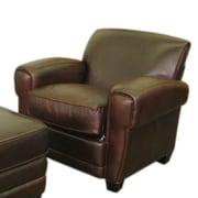 Hokku Designs Havana Paris Classic Leather Chair