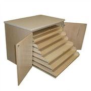 Shain Paper Storage Cabinet