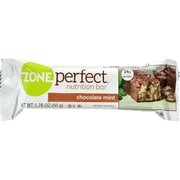 Zone Nutrition Bar - Chocolate Mint - Case of 12 - 1.76 oz