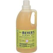 Mrs. Meyer's 2X Laundry Detergent - Lemon Verbana - Case of 6 - 64 oz